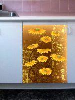 Наклейка на посудомоечную машину - Урсиния