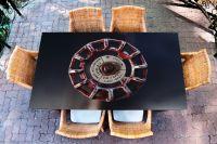 Наклейка на стол - Открыть   Купить фотопечать на стол в магазине Интерьерные наклейки