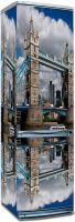 стикер на холодильник - Лондонский мост