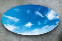Наклейка на стол - Облачность | Купить фотопечать на стол в магазине Интерьерные наклейки